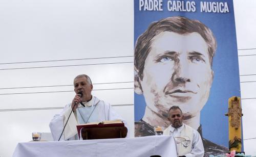 CAPILLA PUERTA DE HIERRO
